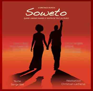 Soweto texte de Serge Bilé