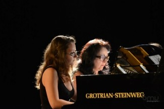 Svetlana Eganian et Yolande Kouznetsov