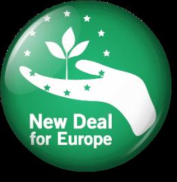 logo newdealforeurope