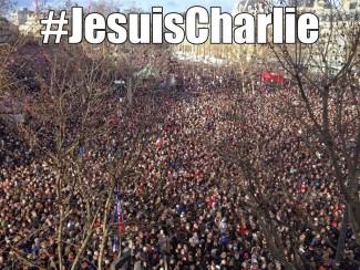 11 janvier 2015 Paris, Place de la République