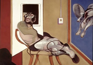 Francis Bacon - Seated Figure (1974)