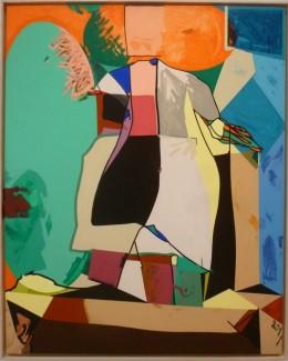 Infirmière de couleur, 2011 - Copie
