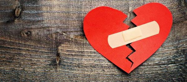 Les chagrins d'amour entraîneraient des troubles cardiaques(...)