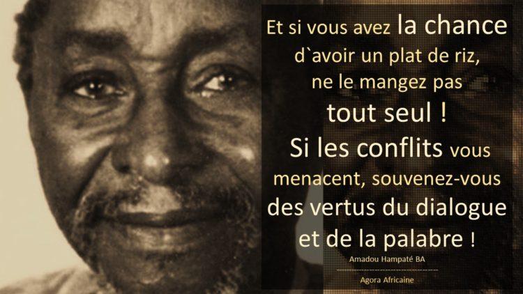 Une figure emblématique : Amadou Hampâté Bâ