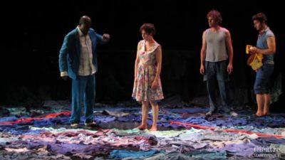 « Rivages » de Rachid Akbal – Un théâtre qui se cherche