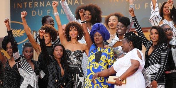 La cause noire s'invite sur le tapis rouge du Festival de Cannes(...)
