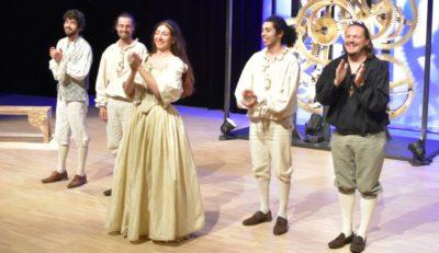 Molière, Lars Noren, Michèle Césaire – OFF
