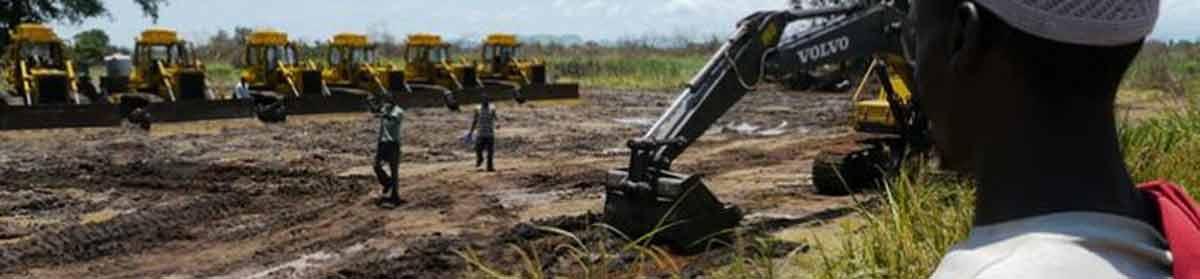 Globalisation. L'accaparement des terres, entre Monopoly et(...)