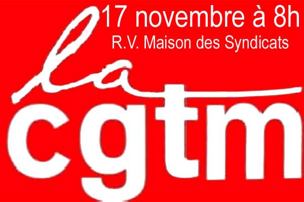 À propos des « Gilets Jaunes » du 17 novembre, communiqué de la(...)