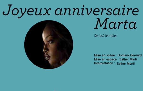 Joyeux Anniversaire Marta De Jose Jernidier M E S Dominik