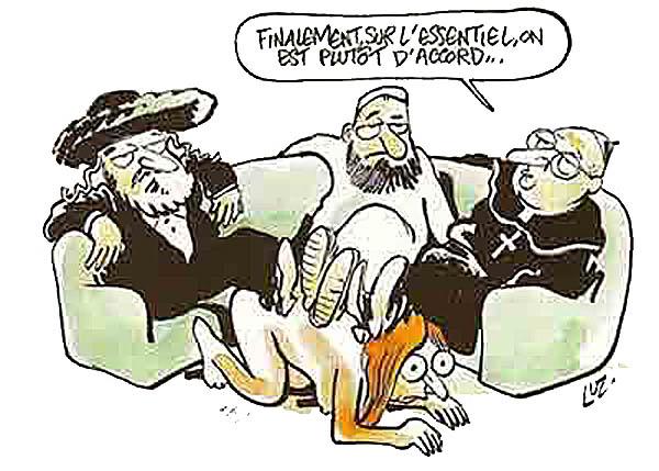 Caricatures De Mahomet Il Existe En Europe Une Loi Non Ecrite Sur Le Blaspheme Madinin Art